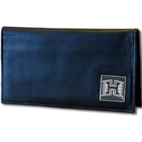 Hawaii Warriors Deluxe College Checkbook Boxed