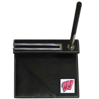Wisconsin Badgers Desk Set