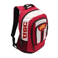 USC Trojans NCAA Colossus Backpack
