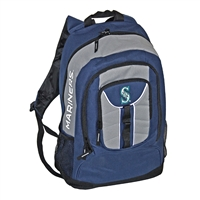 Seattle Mariners MLB Colossus Backpack