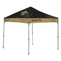 New Orleans Saints NFL 10' x 10' Straight Leg Shelter