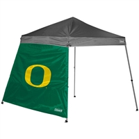Oregon Ducks NCAA Slant Leg Shelter Side Wall