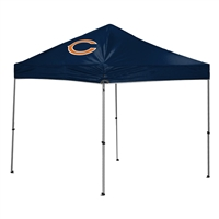 Chicago Bears NFL 9' x 9' Straight Leg Canopy