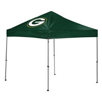 Green Bay Packers NFL 9' x 9' Straight Leg Canopy
