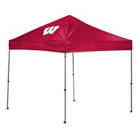 Wisconsin Badgers NCAA 9' x 9' Straight Leg Canopy