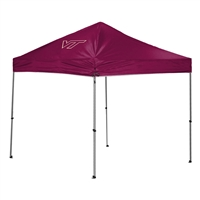 Virginia Tech Hokies NCAA 9' x 9' Straight Leg Canopy