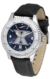 Xavier Musketeers Competitor AnoChrome Watch, Poly/Leather Band