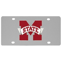 Siskiyou Sports College License Plate - Mississippi St. Bulldogs