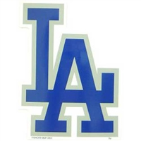 Los Angeles Dodgers MLB 12 Car Magnet""
