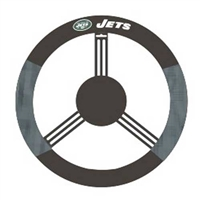 New York Jets NFL Mesh Steering Wheel Cover