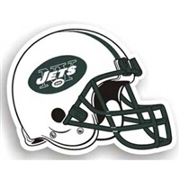 New York Jets NFL 12 Car Magnet""