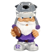 Kansas State Wildcats NCAA Mad Hatter Gnome