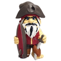 Tampa Bay Buccaneers NFL Garden Gnome 11 Thematic  (Second Edition)