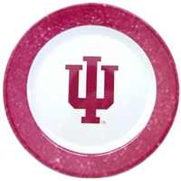 Indiana Hoosiers NCAA 4 Piece Dinner Plate Set