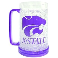 Kansas State Wildcats NCAA Crystal Freezer Mug
