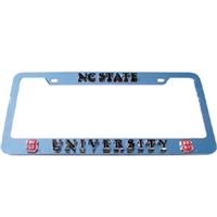NC St Wolfpack Tag Frame