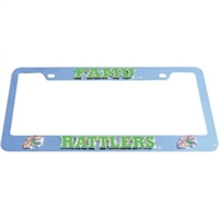 FAMU Rattlers Tag Frame