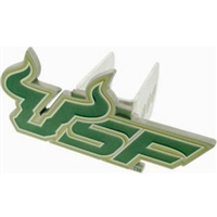 South Florida Bulls Trailer Hitch Cover