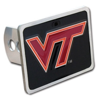 Virginia Tech Hokies Trailer Hitch Cover