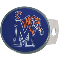Memphis Tigers Oval Hitch Cover