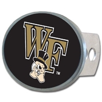 Wake Forest Demon Deacons Oval Hitch Cover