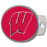 Wisconson Badgers Hitch Cover
