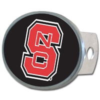 North Carolina State Wolfpack Oval Hitch Cover