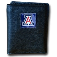 Arizona Wildcats Tri-fold Wallet