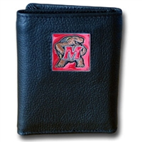 Maryland Terrapins College Tri-fold Wallet