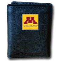 Minnesota Golden Gophers Tri-fold Wallet
