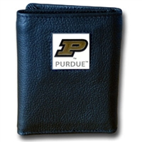 Purdue Boilermakers College Tri-fold Wallet
