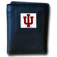Indiana Hoosiers College Tri-fold Wallet