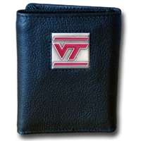 Virginia Tech Hokies Tri-fold Wallet