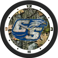 "Georgia Southern Eagles 12"" Wall Clock - Camo"