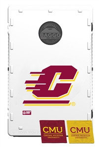 Central Michigan University Chippewas Bag Toss Game by Baggo
