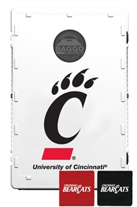 University of Cincinnati Bearcats Bag Toss Game by Baggo