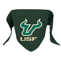 University of South Florida Mesh Dog Bandana - Small