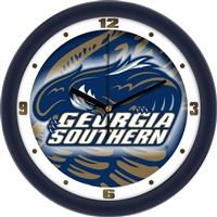 "Georgia Southern Eagles 12"" Wall Clock - Dimension"