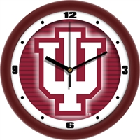 "Indiana Hoosiers 12"" Wall Clock - Dimension"