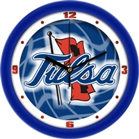 "Tulsa Golden Hurricanes 12"" Wall Clock - Dimension"