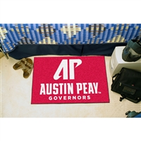 Austin Peay Governors NCAA Starter Floor Mat (20x30)