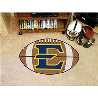 East Tennessee State Buccaneers NCAA Football Floor Mat (22x35)
