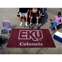 Eastern Kentucky Colonels NCAA Ulti-Mat Floor Mat (5x8')