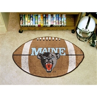 Maine Black Bears NCAA Football Floor Mat (22x35)