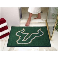 South Florida Bulls NCAA All-Star Floor Mat (34x45)