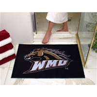Western Michigan Broncos NCAA All-Star Floor Mat (34x45)