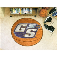 Georgia Southern Eagles NCAA Basketball Round Floor Mat (29)