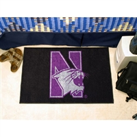 Northwestern Wildcats NCAA Starter Floor Mat (20x30)