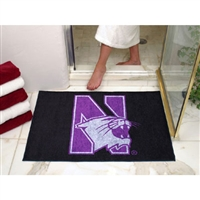Northwestern Wildcats NCAA All-Star Floor Mat (34x45)