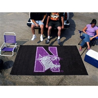 Northwestern Wildcats NCAA Ulti-Mat Floor Mat (5x8')